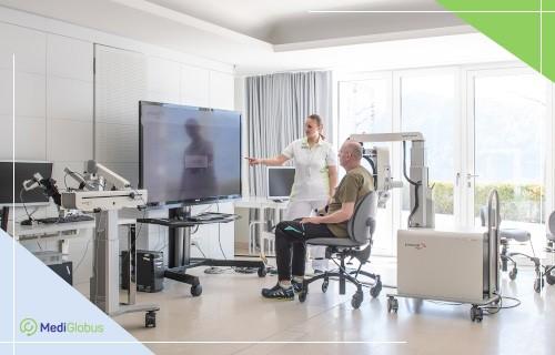 cereneo виртуальная реальность в реабилитации
